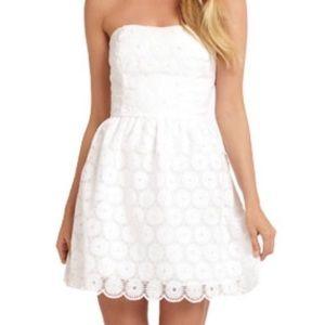 Lilly Pulitzer Peyton Strapless Dress